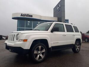 2016 Jeep Patriot High Altitude, 4WD, 4Cyl, Nice