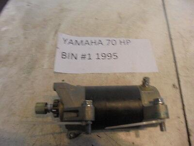 Yamaha Outboard 70hp starter assy 1995 model 2 stroke