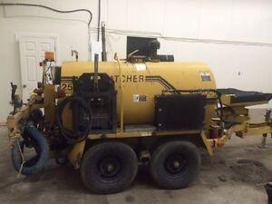 1996 RA 200 ROSCO Spray Patcher