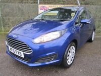 Ford Fiesta 1.25 Style 3DR (blue) 2015