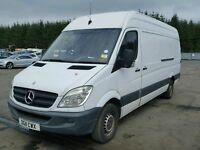 BREAKING FOR PARTS MERCEDES SPRINERS VW CRAFTERS VW CADDY