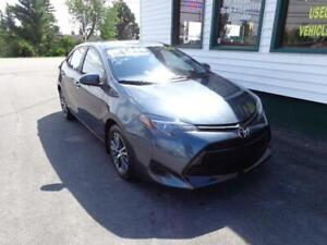 2019 Toyota Corolla LE for only $179 bi-weekly all in!