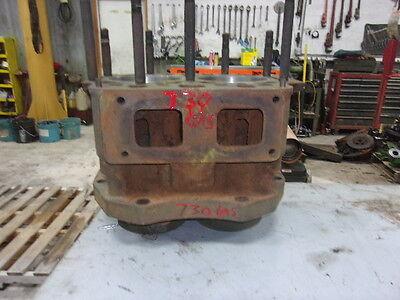 John Deere 730 720 Engine Block Cylinder Block Gas F2700r Af2879r