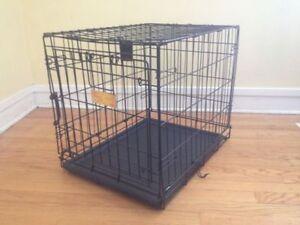 Nice Foldable Medium Dog Cage