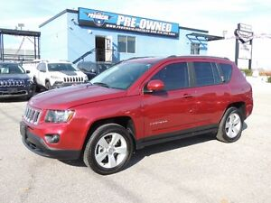 2016 Jeep Compass North