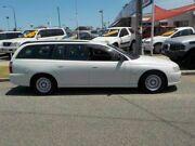 2005 Holden Commodore VZ Executive White 4 Speed Automatic Wagon Victoria Park Victoria Park Area Preview