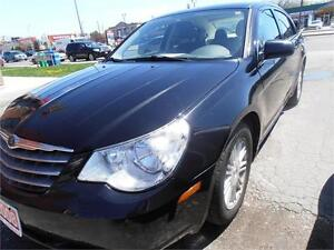 2008 Chrysler Sebring Black No accident Only 177,000Km