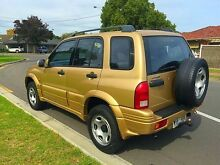 1998 Suzuki Vitara SV620VH Type3 V6 Gold 5 Speed Manual Wagon North Brighton Holdfast Bay Preview