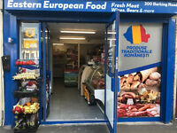 CONVENIENCE STORE/ OFF LICENCE SHOP FOR SALE (Eastern European Food), CANNING TOWN, LONDON