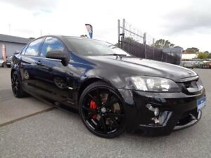 2007 Holden Special Vehicles GTS E Series Black 6 Speed Auto Active Sequential Sedan Pooraka Salisbury Area Preview