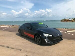 2013 Toyota 86 ZN6 GTS Black 6 Speed Manual Coupe Winnellie Darwin City Preview