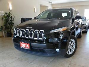 2014 Jeep Cherokee North Latitude Edition|Tow PKG!