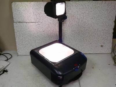 3m 1880 Ajb Portable Overhead Transparency Projector Unit Module 1880ajb W Bulb