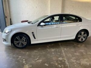 2014 Holden Commodore VF MY15 SV6 White 6 Speed Sports Automatic Sedan South Melbourne Port Phillip Preview