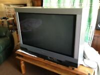 "Panasonic 36"" Tube TV with remote (Model T(tau) 2000 in Torquay"
