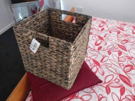 Cane basket in townsville region qld gumtree australia free cane storage basket negle Images