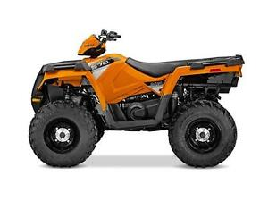 POLARIS SPORTSMAN 570 EPS ORANGE BURST 2016