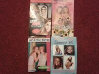 Mary-Kate & Ashley book set - 4 books included!