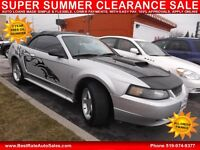 2000 Ford Mustang Convertible, FUN TO DRIVE, TEST DRIVE TODAY!