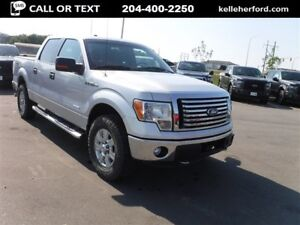 2012 Ford F-150 XTR SuperCrew 4x4