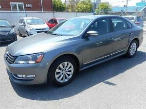 VOLKSWAGEN PASSAT TDI 2013 ( BLUETOOTH, AUTOMATIQUE )
