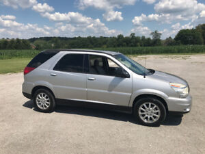 2007 Buick rendezvous for sale