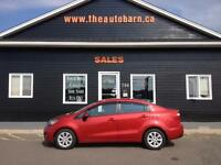 2012 Kia Rio GDI - 6speed - Heated Seats - Only 54000 KMS