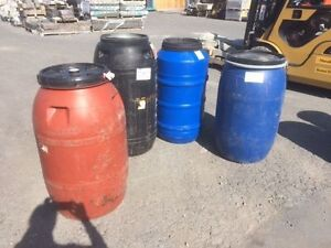 Assorted Used Barrels/Drums/Totes – In stock!