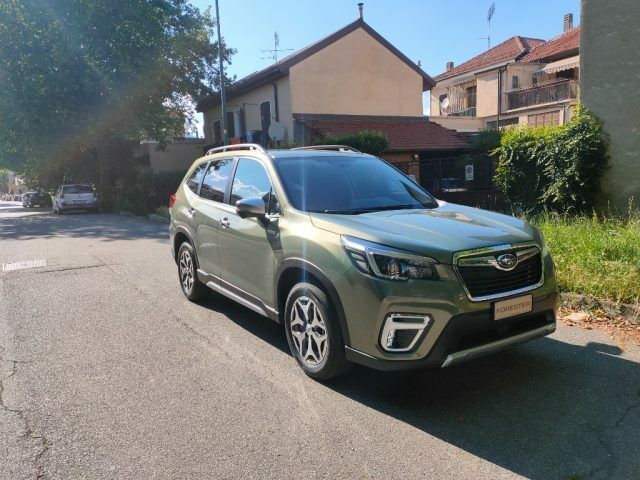 SUBARU Forester 2.0 e-Boxer MHEV CVT Lineartronic Style