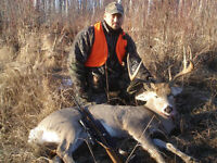 Saskatchewan Whitetail Guided Hunts