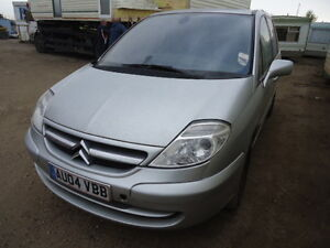 2004 CITROEN C8 SX HDI 16V Diesel Automatic 7 seat people carrier like espace