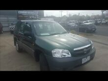 2001 Mazda Tribute CLASSIC Classic 4 Speed Automatic 4x4 Wagon Lilydale Yarra Ranges Preview