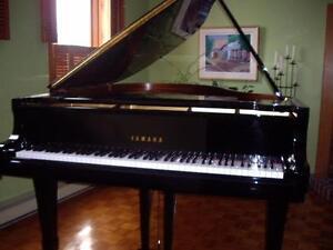 Piano à queue Yamaha 5'8'', modèle G2 (avec Silent ou non)