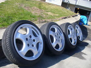 Porsche 911 Cup wheels rims