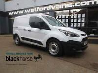 2014 Ford Transit Connect New Shape Crew Cab 1.6TDCi 95ps E/W Diesel white Manua