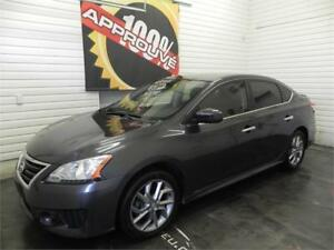 2013 Nissan Sentra SR, Bluetooth, Options au volant