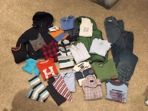 Winter jackets, clothes top brands!! 3-6T