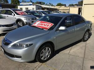 2006 Mazda 6 GG1032 Limited Silver 5 Speed Sports Automatic Sedan Park Holme Marion Area Preview