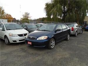 "2005 Toyota Corolla CE-ONE OWNER-97,000 KM-EXTRA CLEAN-""SALE""!"