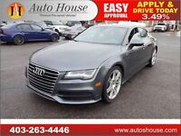 2013 Audi A7 3.0 NAVIGATION BACKUP CAMERA ALL WHEEL DRIVE