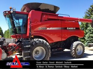2009 Case IH 6088 Axial Flow Combine
