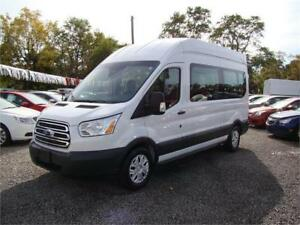 2016 Ford Transit Wagon XLT 15 Passenger High Roof DIESEL RARE