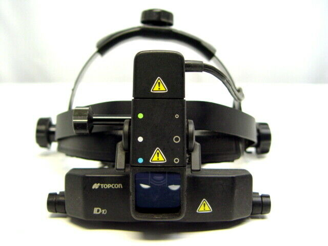 Topcon ID-10 Indirect Ophthalmoscope
