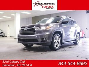 2014 Toyota Highlander Limited 4dr All-wheel Drive