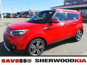 2018 Kia Soul EX PREMIUM HEATED SEATS & STEERING, LEATHER, BACK