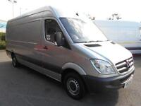 Mercedes-Benz Sprinter 313 CDI LWB 3.5T HIGH ROOF VAN DIESEL MANUAL (2013)