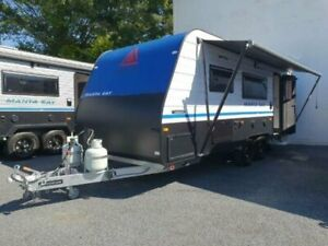 2020 New Age Manta Ray MR19ERS2 SINGLE BEDS 2 AXLE Varsity Lakes Gold Coast South Preview
