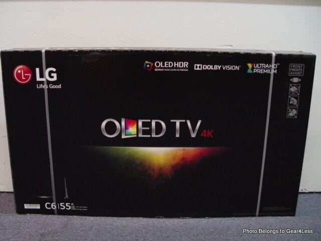 LG OLED55C6P 55