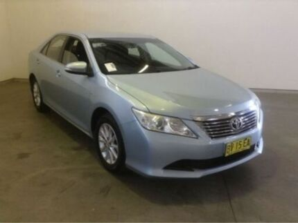 2013 Toyota Aurion GSV50R AT-X Arctic Frost 6 Speed Automatic Sedan