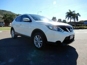 2015 Nissan Qashqai J11 TS White 1 Speed Constant Variable Wagon Townsville Townsville City Preview